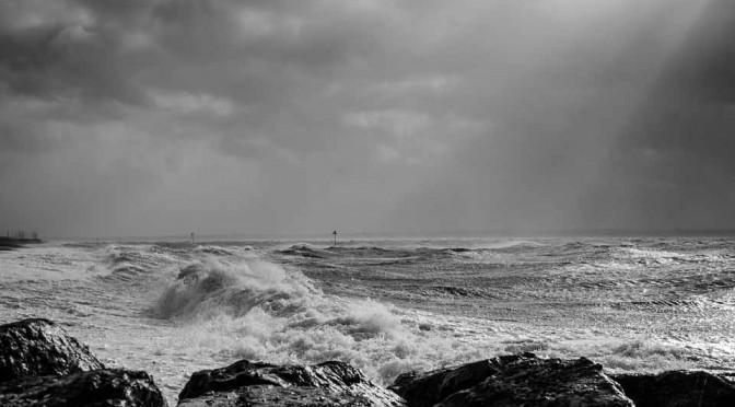 Storm Imogen – Lee on the Solent