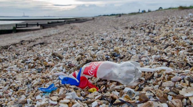 Plastic Pollution of our Beaches