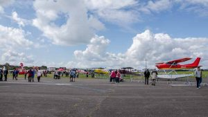 Solent Airport Daedalus 100 Years Event