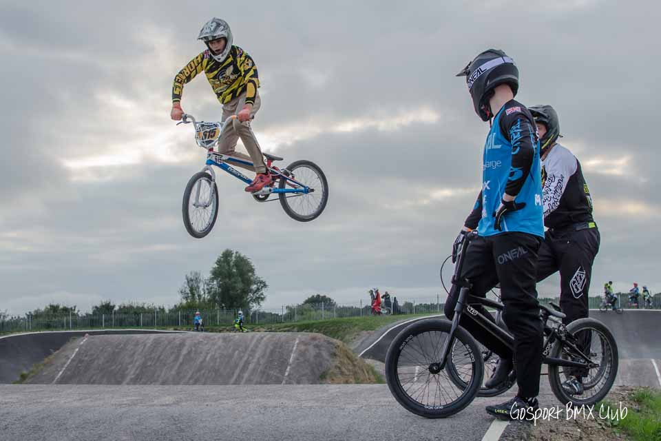 HSBC UK BMX National Series 2018 Gosport - Out To Grass Photography