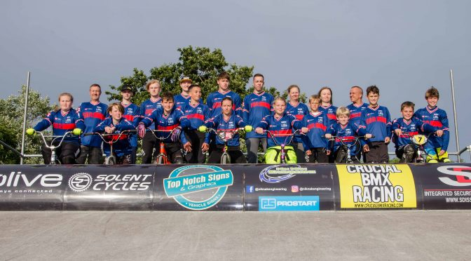 Gosport BMX World Championships
