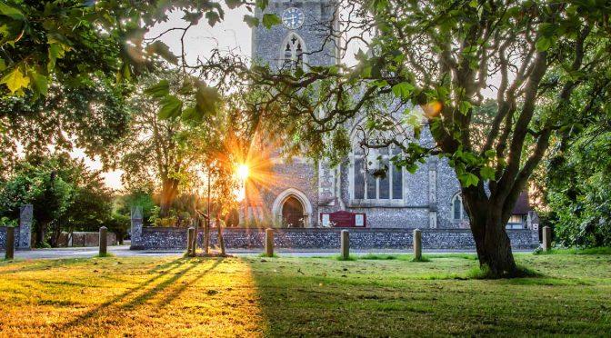 Holy Rood Church Stubbington